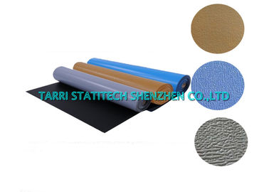 China 3 Layers ESD Mat Grounding Anti Static Flooring Rubber Matting Dissipative supplier