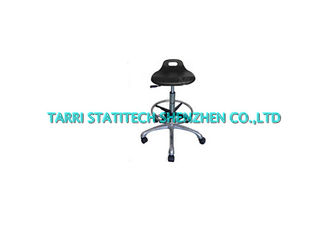 China 10^5 - 10^9 Anti Static ESD Chairs Standing Support With Footring Lab furniture supplier