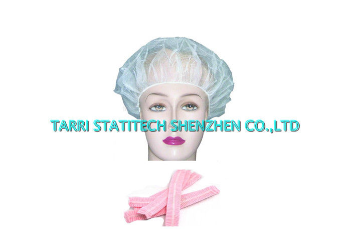 Non Woven Clean Room Products Disposable Surgical Bouffant Cap 21