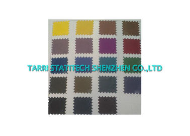 China ESD Clothing Anti Static Fabrics Clothes 1.5m Width 15m Length 100% Polyester / Polyester Cotton Cloth distributor