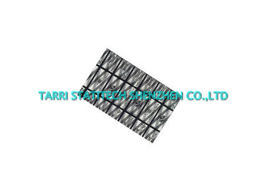 China LDPE ESD Static Shielding Bags Conductive Grid Bag 3 Mil Thickness Protect Printed Wire Boards distributor