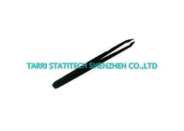China 93302 Dissipative PP Long Handled Pointed Tip Tweezers Anti Static ESD Plastic 10^6 - 10^8 distributor