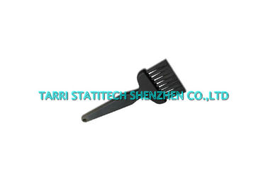 China Straight Handle Anti Static Brushes Conductive Nylon Flat Brush For PCB Cleaning distributor