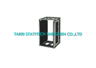 China Anti Static Container ESD Magazine Rack 10^5 - 10^8 Adjustable By Gear Track distributor