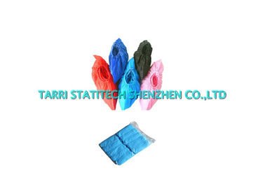 China Non Woven Clean Room Products , Disposable Surgical Shoe Cover With High Protection distributor