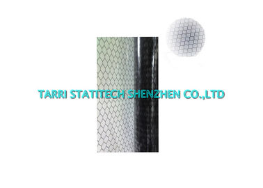 China Clean Room ESD Curtain Clear Vinyl Curtain ESD Grid PVC Sheet 1.37M Width Discharging Static distributor
